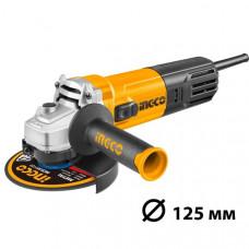 Угловая шлифовальная машина INGCO AG130018