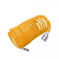 Шланг для компрессора спиральный INGCO  AH1051