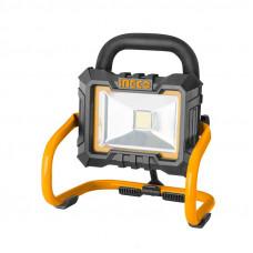 Аккумуляторная лампа 20 В INGCO CWLI2002