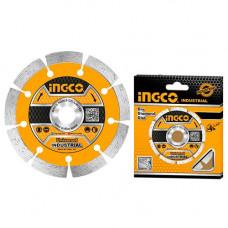 Диск алмазный сегментный 125 мм INGCO DMD011251 INDUSTRIAL