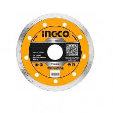 Диск алмазный отрезной 125 мм INGCO DMD021252M