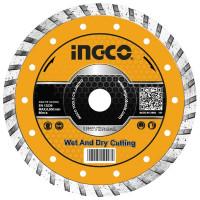 Диск алмазный ультратонкий 115 мм INGCO DMD031151HT