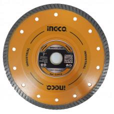 Диск алмазный ультратонкий 180 мм INGCO DMD031801HT