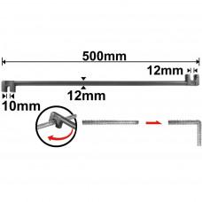 Струбцина для гибки арматуры 500 мм INGCO HBB10121