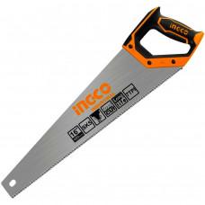 Ножовка по дереву 400 мм INGCO HHAS28400