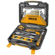 Набор инструмента универсальный INGCO HKTAC010861