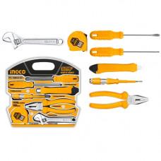 Набор ручного инструмента 7 шт. INGCO HKTH10807