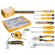 Набор ручного инструмента 11 шт. INGCO HKTV01H111