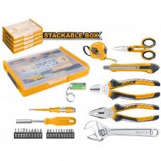 Набор ручного инструмента 29 шт. INGCO HKTV01H291