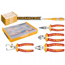 Набор диэлектрического инструмента 5 шт. INGCO HKTV01P051 INDUSTRIAL