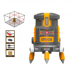 Лазерный нивелир 30 м INGCO HLL306505 INDUSTRIAL