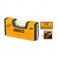 Мини уровень 100 мм INGCO HMSL03101 INDUSTRIAL