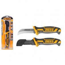 Нож монтажника 200 мм INGCO HPK82001