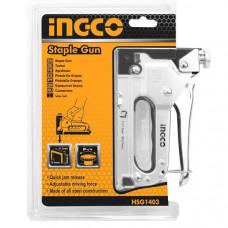Степлер механический INGCO HSG1403