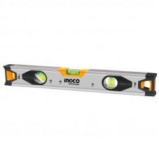 Строительный уровень магнитный 60 см INGCO HSL38060M INDUSTRIAL