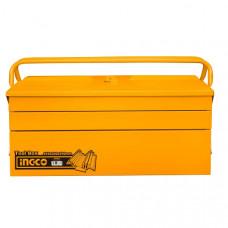 Металлический ящик для инструмента INGCO HTB02 INDUSTRIAL