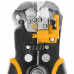 Автоматический стриппер многофункциональный 0.2 - 6 мм2 INGCO HWSP102418 INDUSTRIAL
