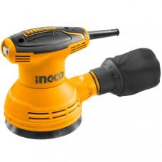 Эксцентриковая шлифовальная машина INGCO RS3208