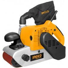 Ленточная шлифовальная машина INGCO PBS12001