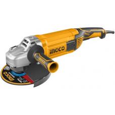 Угловая шлифовальная машина INGCO AG200018 INDUSTRIAL