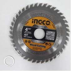 Пильный диск по дереву 110 мм INGCO TSB111015