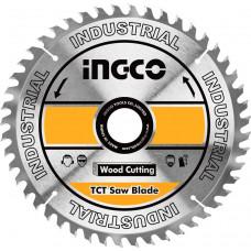 Пильный диск по дереву 254 мм INGCO TSB125425