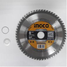 Пильный диск по алюминию 210 мм INGCO TSB321023