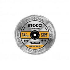 Пильный диск по алюминию 305 мм INGCO TSB3305212