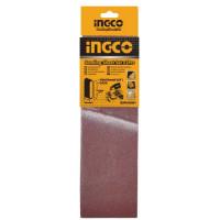 Абразивная шлифовальная лента на тканевой основе INGCO BSP020801
